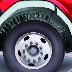Spray Suppressant for Automotive