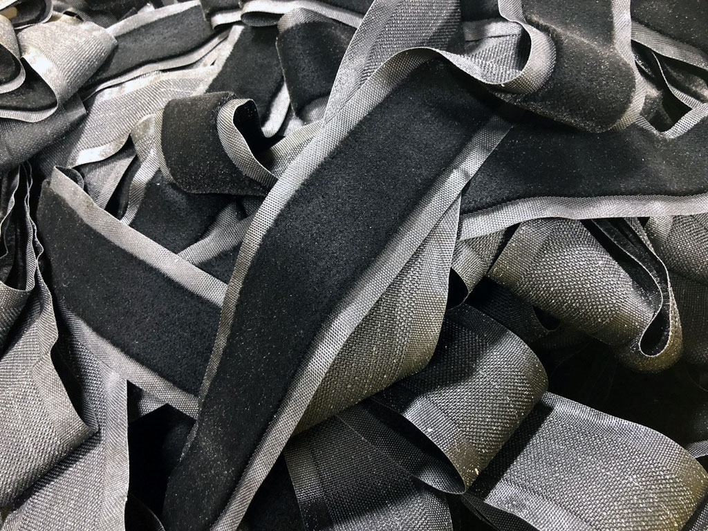 custom woven textile samples
